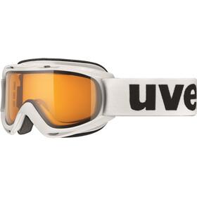 UVEX slider Lapset, white/lasergold lite